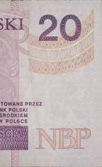 20 polish zloty