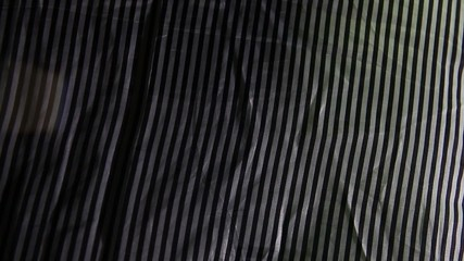 light background black white stripe fabric wrinkled texture
