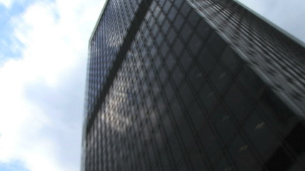 PAN on Natwest tower, City off London United Kingdom England