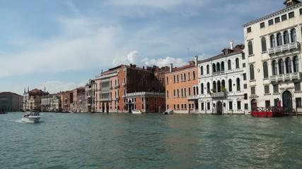 Views from around the ancient Coastal Italian city of Venice.