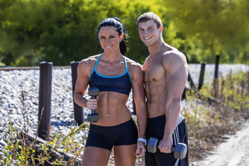 Fitness Couple