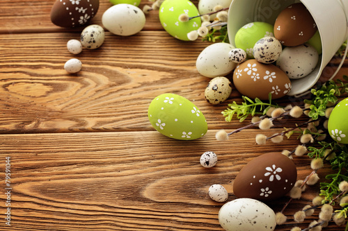 easter background - 79591044