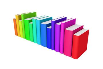 Bunte Bücher