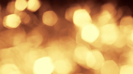 shining light gold fire abstract bokeh background bokeh holiday