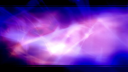 Looping Magenta and Blue Template Style Abstract Backdrop