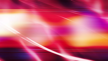 Flowing streaks and wisps looping abstract animated background