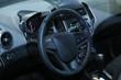 salon of car inside