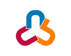 letter  N U C V B P D initials