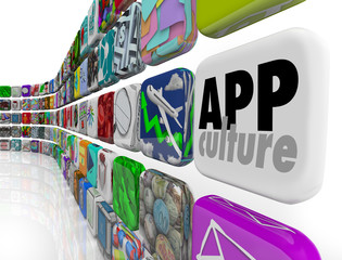 App Culture Download Program Application Software Society