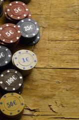 Fichas de casinos Fiche Фишка казино 籌碼 Jeton 카지노 토큰