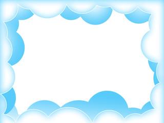 雲フレーム