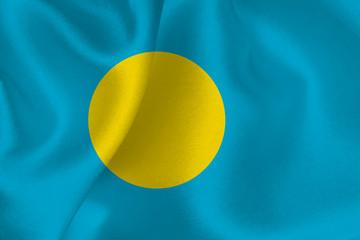 パラオ  国旗 旗