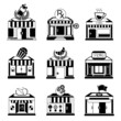 shopping store icons