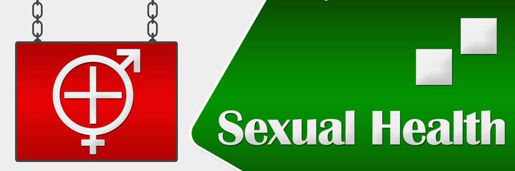 Sexual Health Signboard