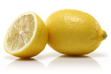 Lemon and Half Lemon