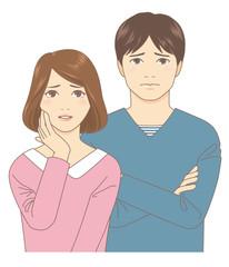 若い夫婦 不安 心配