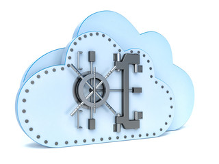 Data security concept in cloud computing