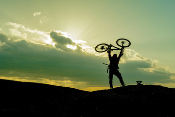 bisiklet ve spor yaşamı
