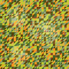 Abstract Pixel Art Vector Background
