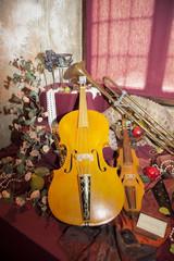 Strumenti musicali a corda medievali