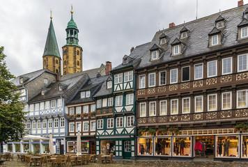 Street in Goslar, Germany