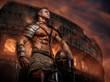 Leinwandbild Motiv Roman soldier after the fight
