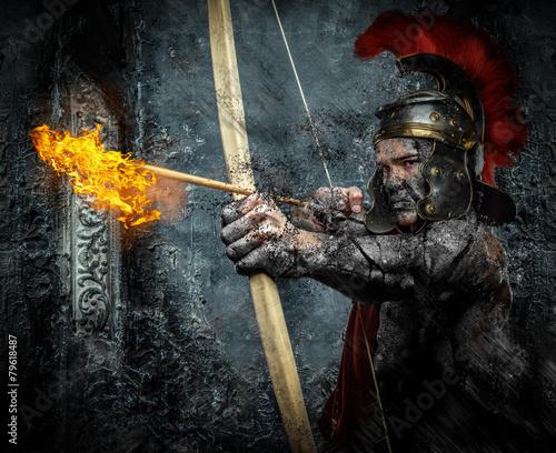 rzymski-zolnierz-w-akcji