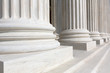 Supreme Court of United states columns row - 79618815