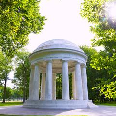 District of Columbia War Memorial Washington DC