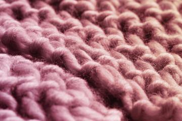 Fluffy wool