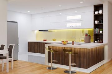 Кухня интерьер