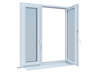 The sample window