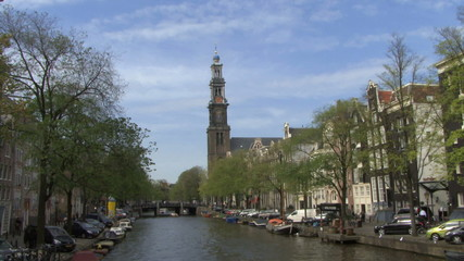 LS PAN OF PRINSENGRACHT CANAL