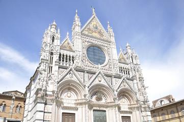 Siena Cathedral, Tuscany, Italy.