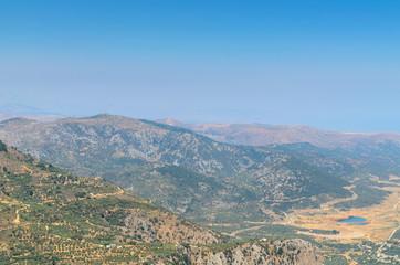 Hochland von Kreta