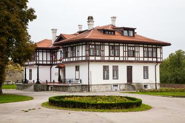 Nice traditional house