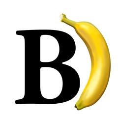 B di banana