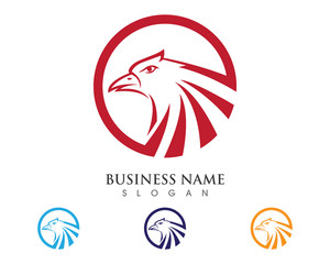 Falcon Logo Template 1