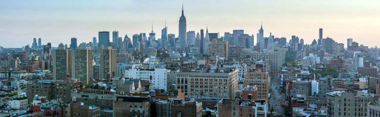 USA, NEW YORK CITY - April 28, 2012. New York City Manhattan