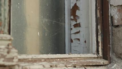 Dilapidated Window