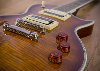 Detalles de guitarra
