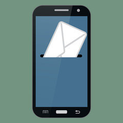 receive mail over the phone