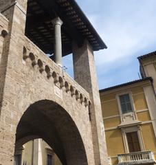Rieti (Italy), Palace of the Popes