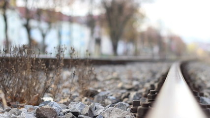 Focus Along Rails