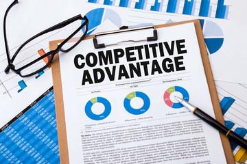 competitive advantage analysis