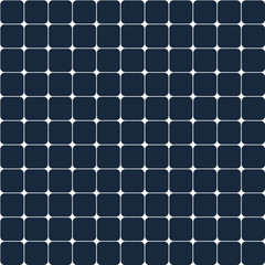 Solar panel, texture - seamless tileable