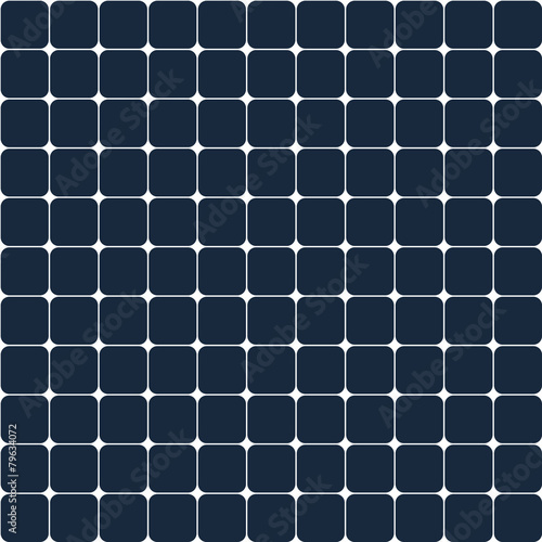 Solar panel, texture - seamless tileable