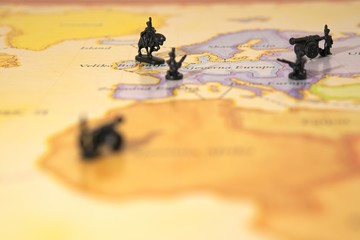 War on Europe ground