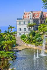 Palace Monte, Madeira island, Portugal
