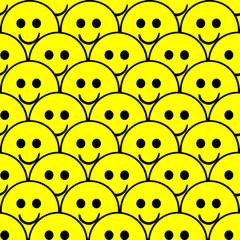 Yellow Smile pattern